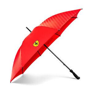 Unisex Fanatics Scuderia Ferrari Large Umbrella-Red