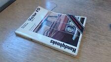 Vauxhall Victor FD 1967-71 Autobook, Ball, Kenneth, Autobooks Ltd