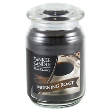 Yankee Candle Home Classics - MORNING ROAST - 20 oz - BEST COFFEE SCENT!! RARE!!