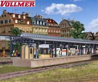 Vollmer H0 43541 ICE-Bahnsteig Vaihingen 3-teilig - NEU + OVP