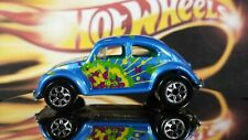 HOT WHEELS   VOLKSWAGEN BEETLE  BLUE   7sp NICE VARIATION