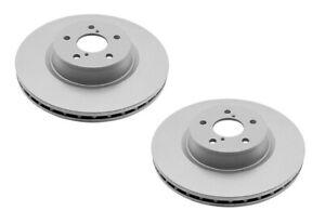 DBA En-Shield Brake Rotor Pair Rear DBA2863E fits BMW 1 Series 118 d (E88) 10...