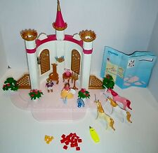 Playmobil Set 5873 Fairy Tale Unicorn Fairy Princess Palace Castle