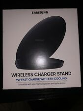 Samsung Fast Charge Wireless Charger Stand - Black