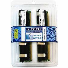 4GB KIT 2X 2GB 667 Apple Mac Pro Quad Core Eight Core MA356LL/A A1186 Memory Ram