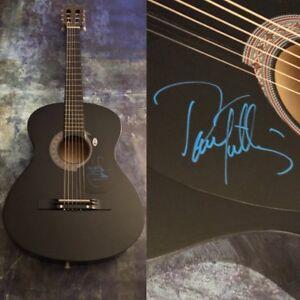 BECKETT Maybe It Was Memphis PAM TILLIS Signed Acoustic Guitar COA