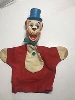 Vntg Hanna-Barber Huckleberry Hound , Vintage, 1962 NICE! Knickebocker