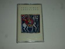 PAUL SIMON - Graceland - 1986 UK 11-track Cassette