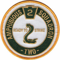 Phibron 2 Patch Amphibious Squadron