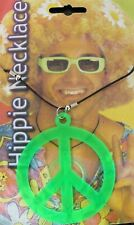 Neon 80s Fancy Dress Accessories Jewellery Bracelets Necklace Beads Disco Party