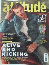Attitude Magazine - JULY 2017 - 50 YEARS OF DECRIMINALISATION, THE WALKING DEAD