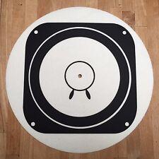 YAMAHA NS10 NS10M INSPIRED DJ SLIPMATS / SLIP MATS X 2 - TECHNICS - STUDIO - HS