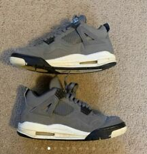 "2004 AIR JORDAN 4 IV RETRO ""COOL GREY""   SIZE 8.5 MENS"