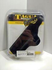 "Tagua CDH1-981 LH Leather Cross Draw Thumb Break Holster IMI IWI Desert Eagle 6"""