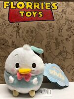 V The Disney Store Ufufy Plush Soft Toy Teddy Donald Duck TAGGED