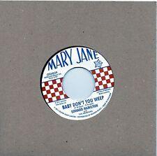 EDWARD HAMILTON BABY DON'T YOU WEEP/I'M GONNA LOVE YOU   UK MARY JANE/OUTTASIGHT
