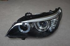 Hella BMW 5er E60 LCI Facelift LED BI Xenon Headlight links 7177751