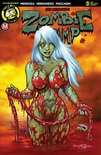 ZOMBIE TRAMP ONGOING #60 AOD COLLECTABLES EXCLUSIVE COVER 2019 DANGER ZONE