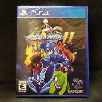 Mega Man 11 MegaMan 11 (PlayStation 4) BRAND NEW / Region Free