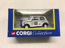 Corgi 04404 Mini Rally 'Gislaved' Ltd Edition No. 0002 of 5100