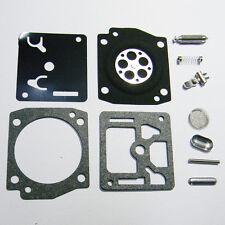 Carb Carburetor Diaphragm & Gasket Kit Fit Zama RB-122 C3-EL18 Husqvarna 340