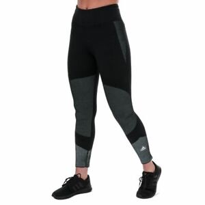 Women's adidas 25/7 Primeknit Reflective Ventilated Leggings in Black