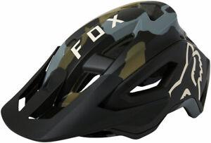 Speedframe Pro Helmet - Fox Racing Speedframe Pro Helmet - Green Camo, Large -