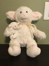 Gund Plush Nursery Rhyme Time Lamb Animated Stuffed Animal, Super Soft Cuddly...