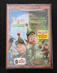 WALT DISNEY's Prep Landing: Naughty vs. Nice (DVD, 2012, Canadian Bilingual)