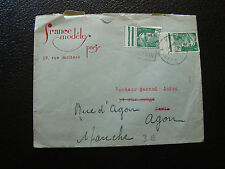 FRANCE  - enveloppe 194? (france modele paris) (cy65) french