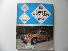 """revue technique automobile RTA Opel REKORD """" E """" 2.0 S  - 2.0 E"""