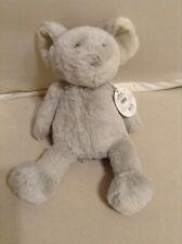 Manhattan Mimi Mouse Medium Plush Animal Gray 12 Inches Lovelies