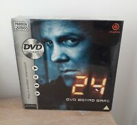 """""""24 Hours"""" DVD board Game by Parker 2006."""