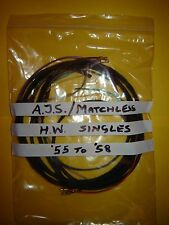 s l225 motorcycle electrical & ignition for matchless g80 ebay aj wiring harness mazda at bayanpartner.co