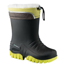 Mammal Kids Warm Winter Wellies - Waterproof Snow Boots Insulated Wellingtons