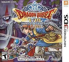 Nintendo 3DS Dragon Quest VIII Journey of the Cursed King Video Game NEW Sealed