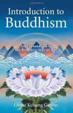 Gyatso, Geshe Kelsang-Introduction To Buddhism (UK IMPORT) BOOK NEW