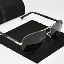 Herren HD Sonnenbrille Polarisiert Aluminium 100% UV 400 Fahren Pilotenbrille