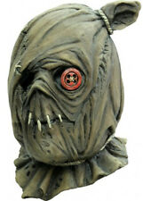 Halloween Deluxe Zombie Scarecrow Harold Mask