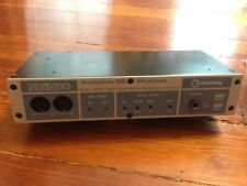 RME Multiface Hammerfall DSP 8 Channel AD/DA converter + firewire cable