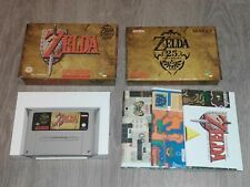 Zelda A Link To The Past SNES EN CASTELLANO - Repro con Mapas Nintendo Super Nes