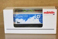 Marklin Märklin C0141 Sondermodell Nws Energia Treno Stuttgart Container Vagone