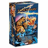 The Upper Deck Company Legendary: Marvel: Fantastic Four