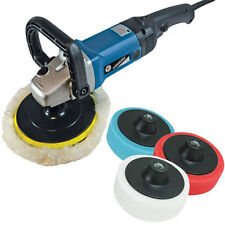Brand New Car Sander Polisher Buffer Kit Includes 5 Polishing Heads Included!