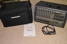 Samson XM910 Channel Stereo Powered Mixer 900W 24 Bit DSP Digital Effects