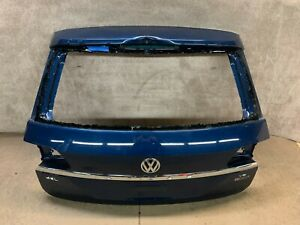 2018 2019 2020 Volkswagen Atlas Rear Liftgate Blue OEM