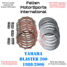 Yamaha Blaster Heavy Duty HD Clutch Kit Discs Disks Plates Springs Blastor 88-06