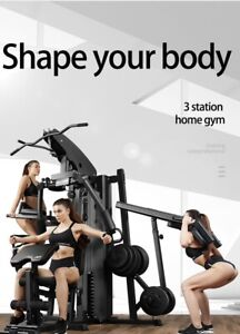 Home Gym Multi function Exercise Fitness Boxing Chest Press Punching Squats