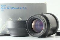 【TOP MINT IN BOX】Mamiya SOFT M 180mm f4 D/L for RZ67 PRO II Lens from Japan #748