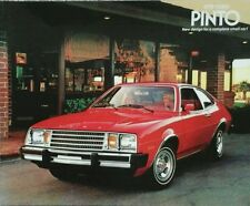 Ford Pinto Sales Brochure  1979